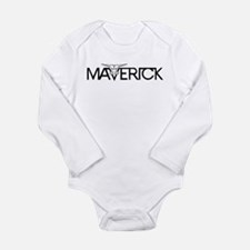 Unique Mustang shelby Long Sleeve Infant Bodysuit