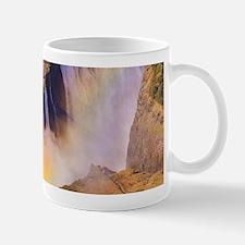 WATERFALL AFRICA ZAMBIA Mug