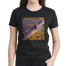 WATERFALL AFRICA ZAMBIA T-Shirt