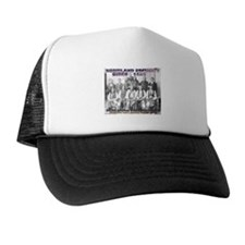 Homeland Security Since 1492 Trucker Hat