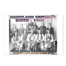 Homeland Security Since 1492 Postcards (Package of