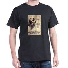 WWI US Navy Gee Girl T-Shirt