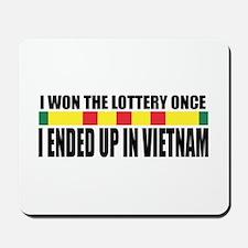 Draft Lottery Mousepad