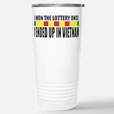 Draft Lottery Travel Mug