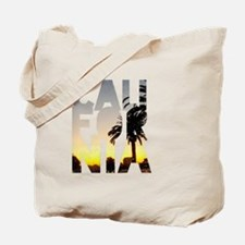 CA for California - Typo Tote Bag