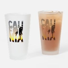 CA for California - Typo Drinking Glass