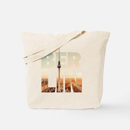 BERLIN CITY – Typo Tote Bag