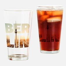 BERLIN CITY – Typo Drinking Glass