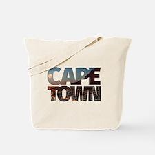 CAPE TOWN CITY – Typo Tote Bag