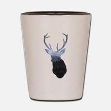 Giant elk Shot Glass