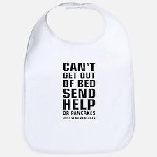 Help Send Pancakes Bib