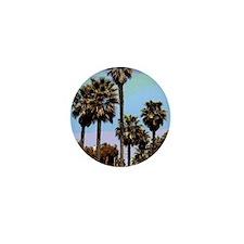 Unique Venice beach Mini Button