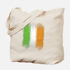 Ireland Flag Dublin Flag Tote Bag