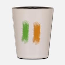 Ireland Flag Dublin Flag Shot Glass