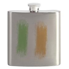Ireland Flag Dublin Flag Flask