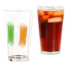 Ireland Flag Dublin Flag Drinking Glass