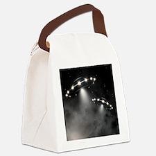 UFO Canvas Lunch Bag