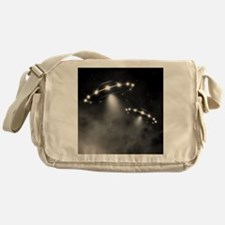 UFO Messenger Bag