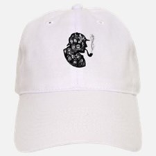 Many Faces Baseball Baseball Cap