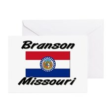 Branson Missouri Greeting Cards (Pk of 10)