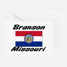 Branson Missouri Greeting Cards (Pk of 10)