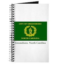 Greensboro NC Flag Journal