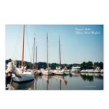 Dogwood Harbor Postcards (Pk of 8)