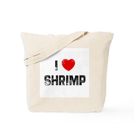 I * Shrimp Tote Bag