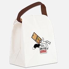 suxdont it1.jpg Canvas Lunch Bag
