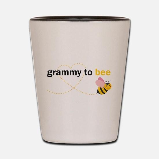 Grammy To Bee Shot Glass