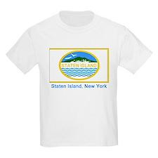 Staten Island NY Flag T-Shirt
