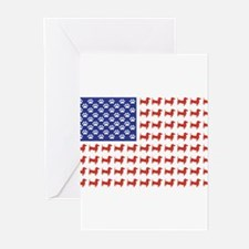 Unique 4th of july Greeting Cards (Pk of 10)