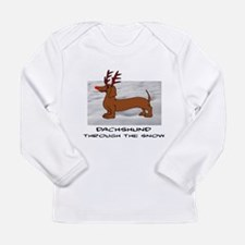 Cute Through Long Sleeve Infant T-Shirt