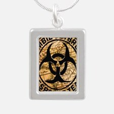 zombie outbreak response team Necklaces