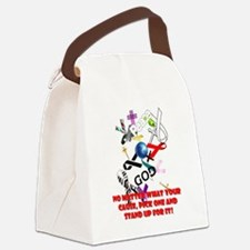 Your Cause Canvas Lunch Bag