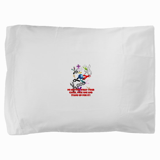 Your Cause Pillow Sham