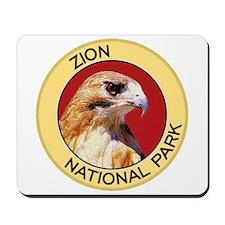 Zion NP (Hawk) Mousepad