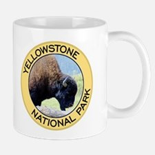 Yellowstone NP (Bison) Mug