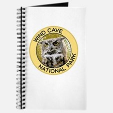 Wind Cave NP (Great Horned Owl) Journal
