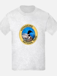 Voyageurs NP (Loon) T-Shirt