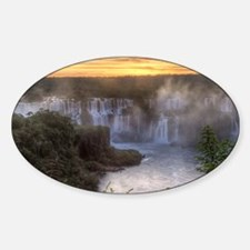 IGUAZU FALLS Decal
