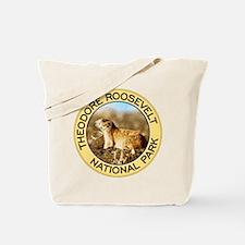 Theodore Roosevelt NP (Prairie Dog) Tote Bag