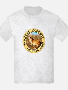 Theodore Roosevelt NP (Prairie Dog) T-Shirt