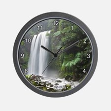 HOPETOUN FALLS Wall Clock