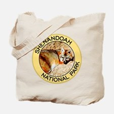 Shenandoah NP (Gray Fox) Tote Bag