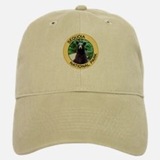 Sequoia NP (Black Bear) Baseball Baseball Cap