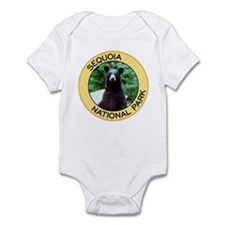Sequoia NP (Black Bear) Infant Bodysuit