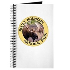 Rocky Mountain NP (Moose) Journal
