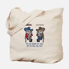 Rebels to Mavericks Tote Bag