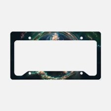 Unique Wow License Plate Holder